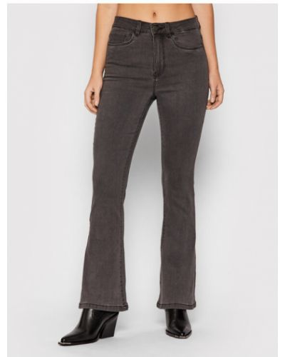 Szare mom jeans Noisy May