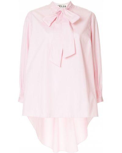 Розовая блузка Teija