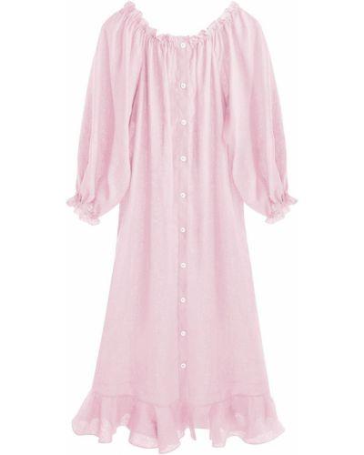 Różowa sukienka Sleeper