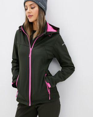 Куртка осенняя зеленая Icepeak