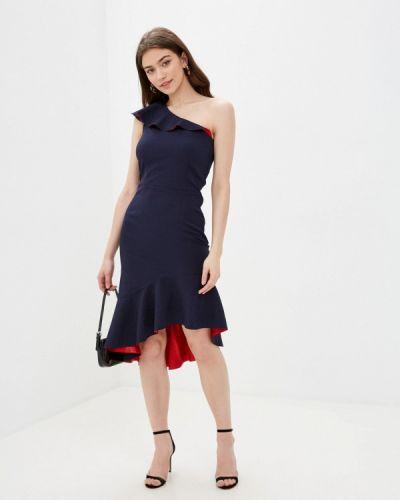 Вечернее платье - синее Lamiavita