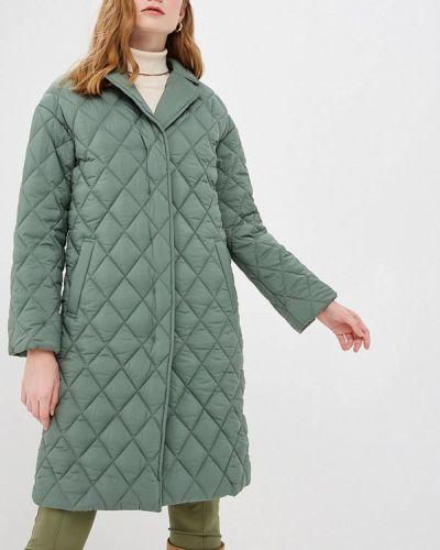 Утепленная куртка - зеленая Akhmadullina Dreams