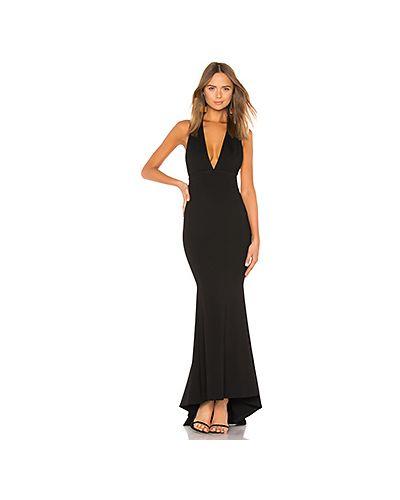 Вечернее платье на молнии шелковое Nbd