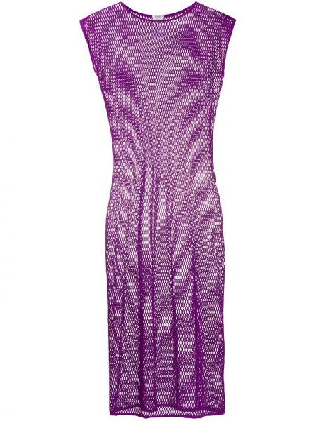 Платье мини миди сетчатое Wolford