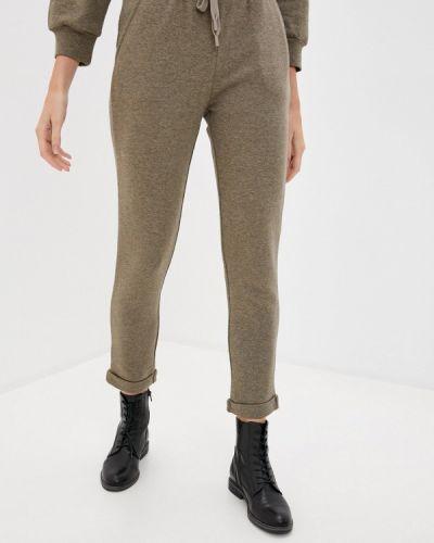 Коричневые брюки Savage