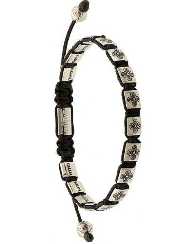 Браслет серебряный Nialaya Jewelry