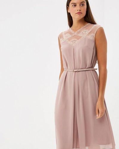 Коктейльное платье осеннее Lusio