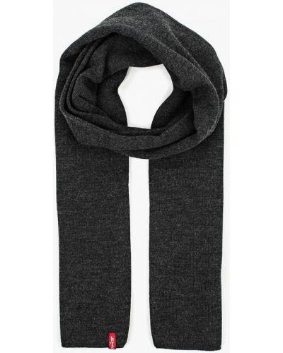 Серый шарф итальянский Levi's®