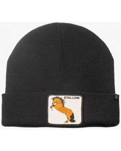 Черная шапка Goorin Brothers
