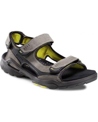 Спортивные сандалии желтый серые Ecco