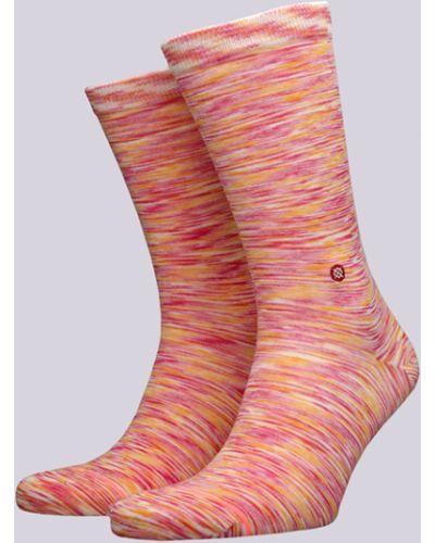 Носки красный Stance