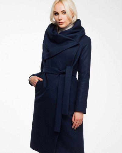 Пальто - синее Gk Moscow