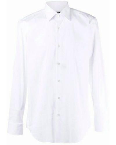Biała koszula Hugo Boss