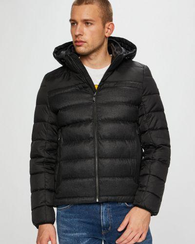 Утепленная куртка с капюшоном укороченная S.oliver