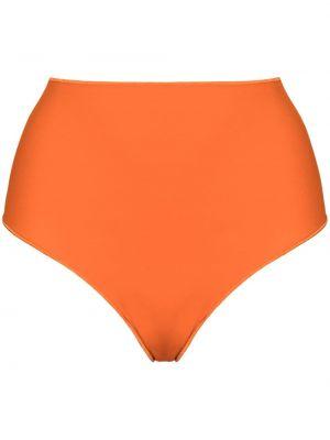 Пляжный плавки - оранжевый Oseree