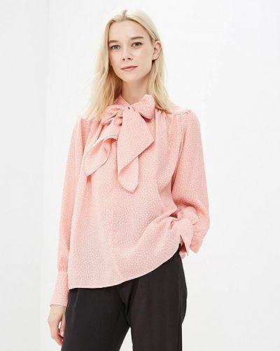 Розовая блузка с бантом Sister Jane