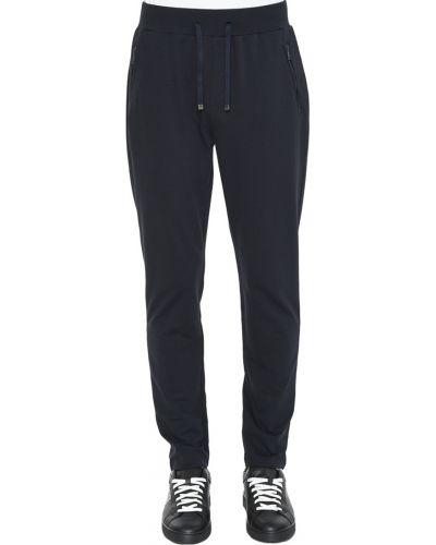 Спортивные брюки хлопковые Lagerfeld