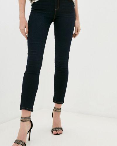Синие джинсы-скинни узкого кроя Dorothy Perkins
