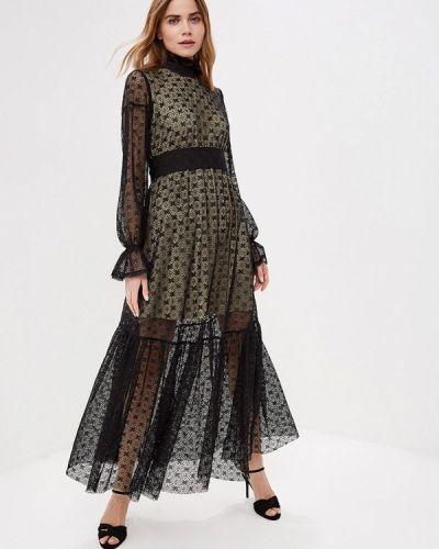 Вечернее платье черное Sugarlife