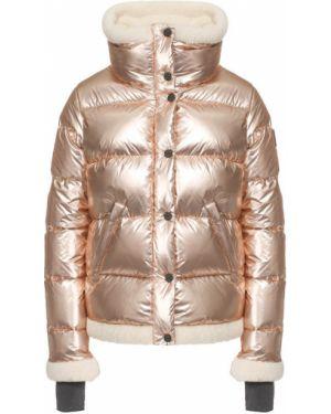 Пуховая куртка - золотая Sam.
