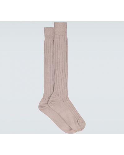 Bawełna bawełna skarpety Gucci