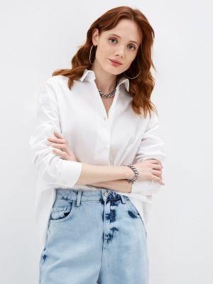 Белая рубашка с длинными рукавами Ice Play