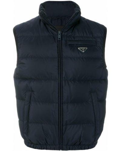 Куртка пуховая на молнии Prada
