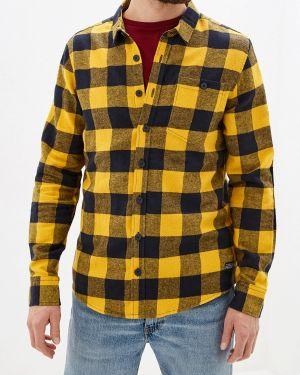 Рубашка с длинным рукавом желтый Stitch & Soul