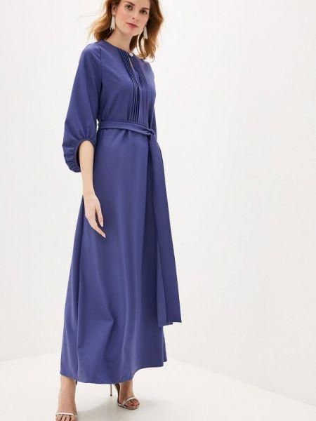 Платье осеннее прямое Pavesa