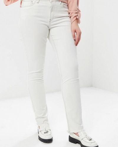 Белые джинсы Violeta By Mango