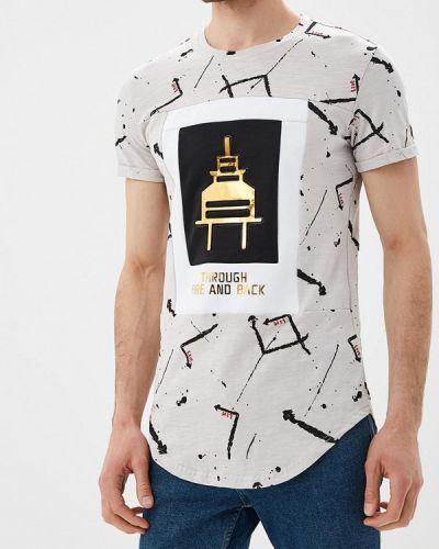 Серая футболка Terance Kole