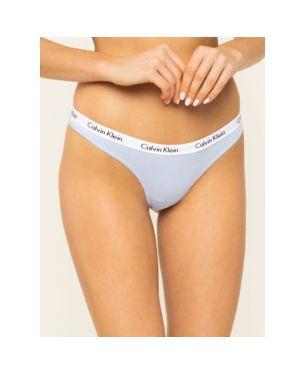 Stringi bawełniane Calvin Klein Underwear