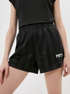 Спортивные шорты - черные Puma