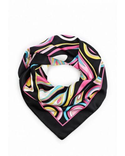 Черный платок носовой Venera