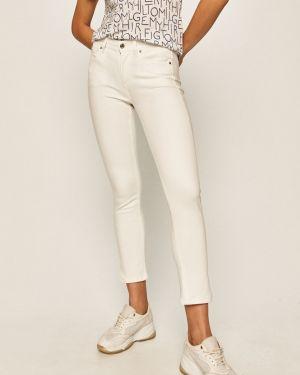 Jeansy slim fit niebieskie Calvin Klein