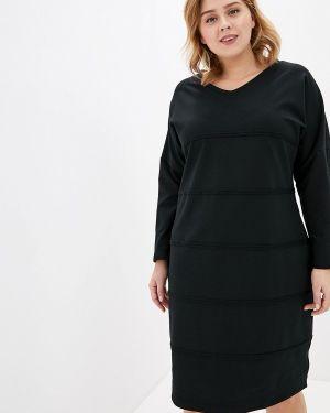 Платье - черное Darissa Fashion