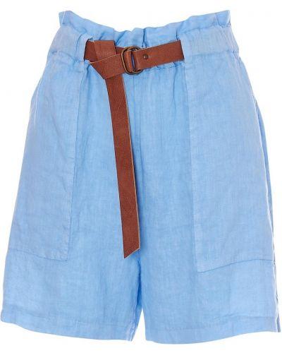 Niebieskie szorty Dixie