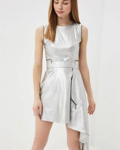Платье серое Tutto Bene