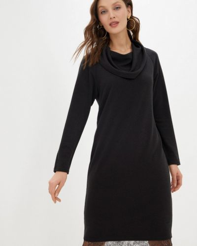 Платье - черное Forus