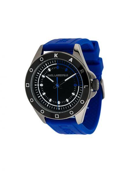 Zegarek sportowy - czarny Karl Lagerfeld