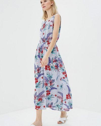 Платье - голубое Sweet Miss
