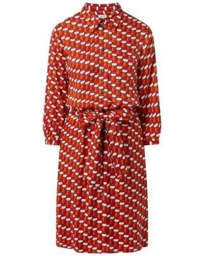 Sukienka z wiązaniami Seidensticker