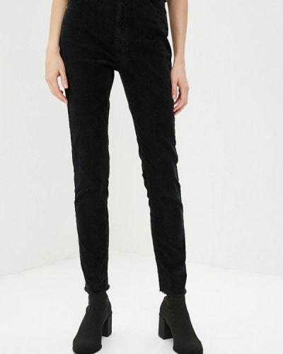 Черные брюки зауженные Pinko