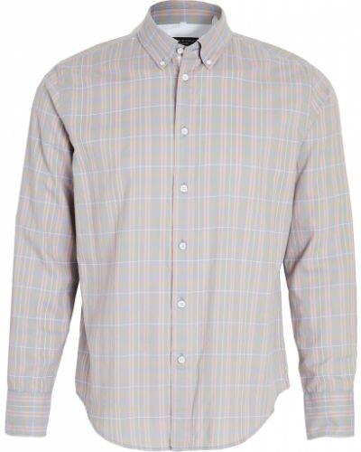 Koszula w kratę bawełniana z długimi rękawami Rag & Bone