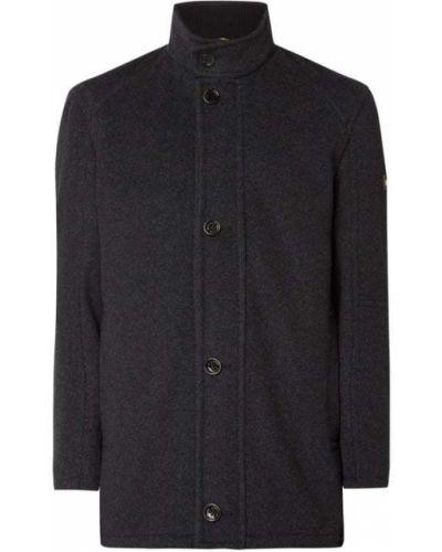 Płaszcz wełniany Pierre Cardin