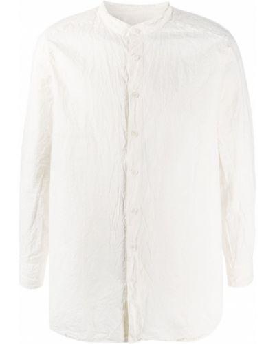 Хлопковая блузка с воротником на пуговицах Casey Casey
