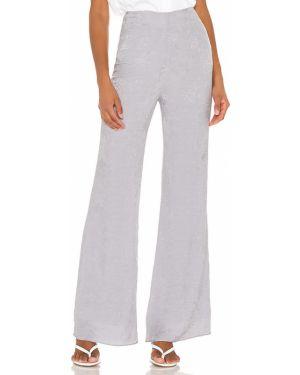 Klasyczne spodnie z wiskozy sezon półroczny L'academie