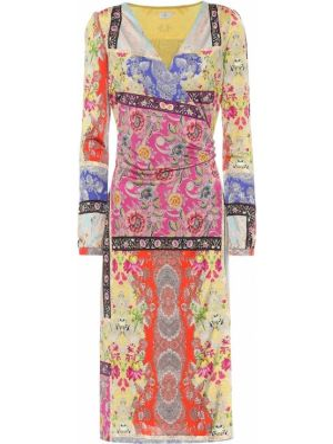Трикотажное платье миди Etro