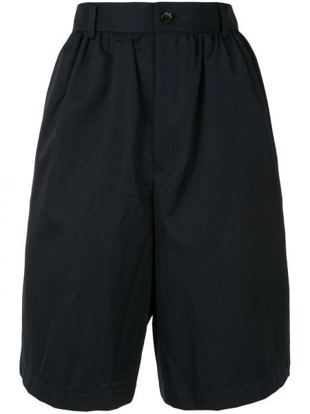 Свободные шорты с поясом свободного кроя Comme Des Garçons Girl