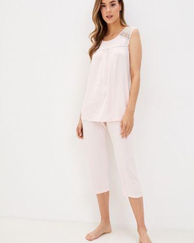 Розовая пижамная пижама Primaverina